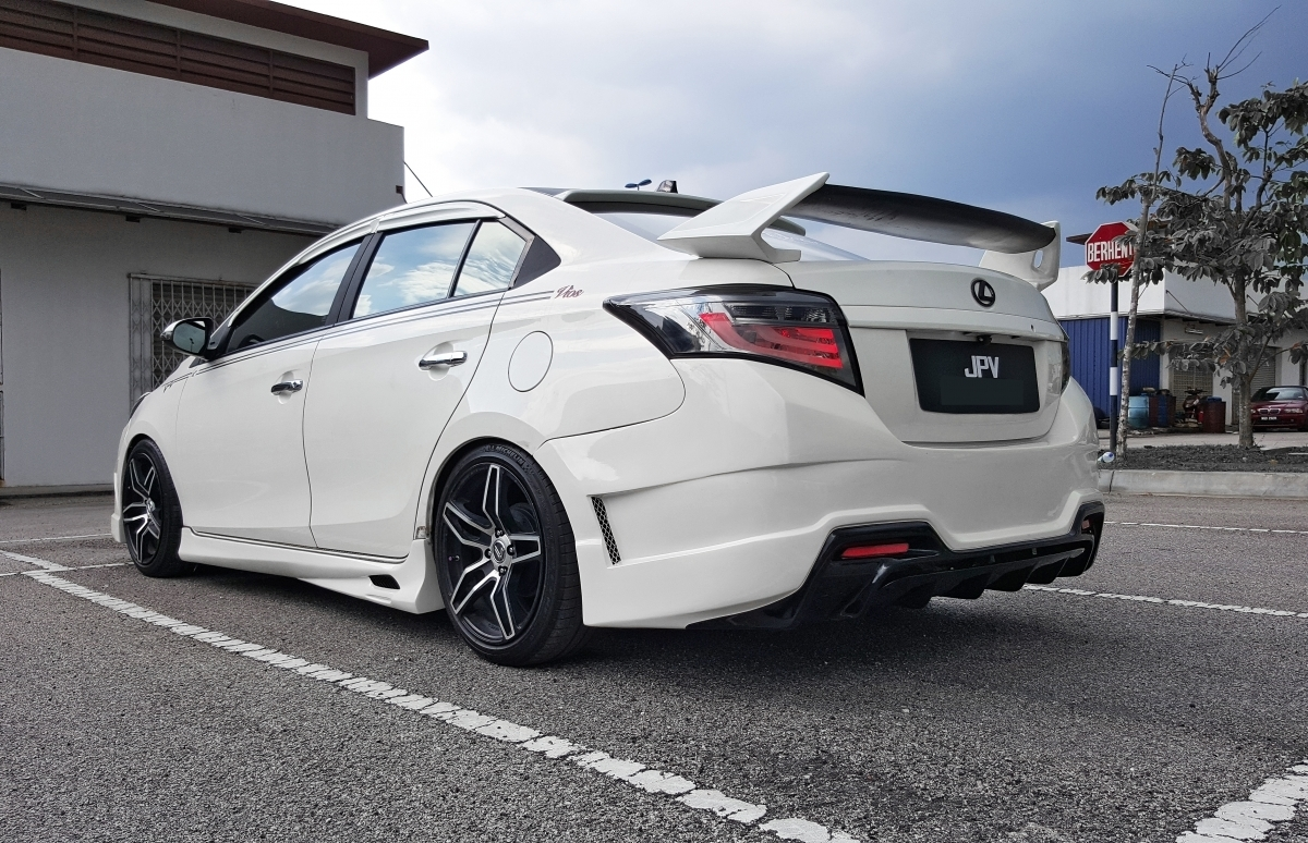Toyota Vios 2014 Bodykits Autos Post