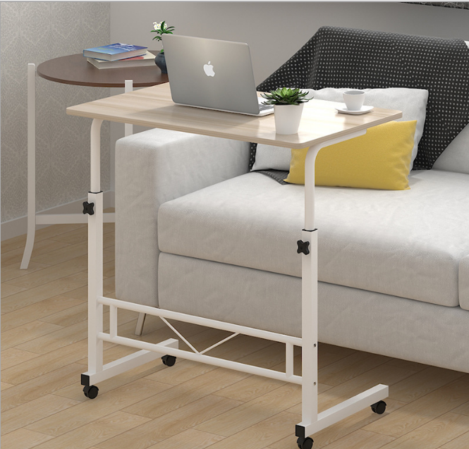 60 -40cm-Adjustable-Simple-Table-Bed-Lazy-Computer-Desk-Table-Caster-Wheel-( coffee color-vizo-2.png