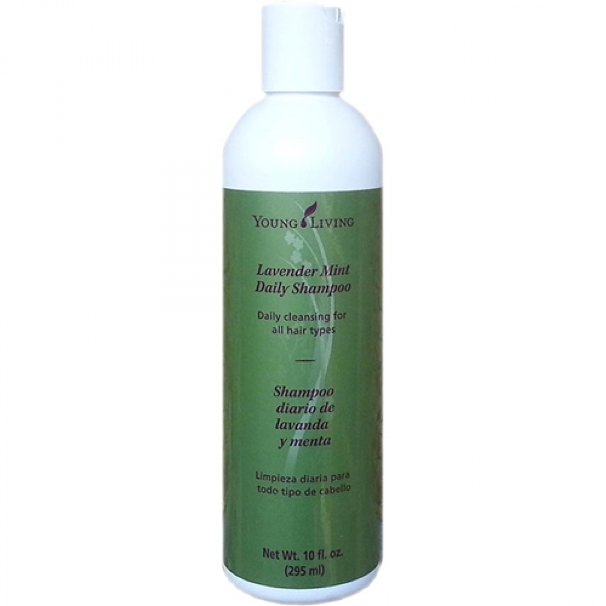 Lavender Mint Daily Shampoo 295ml Www Thelivingessence Com