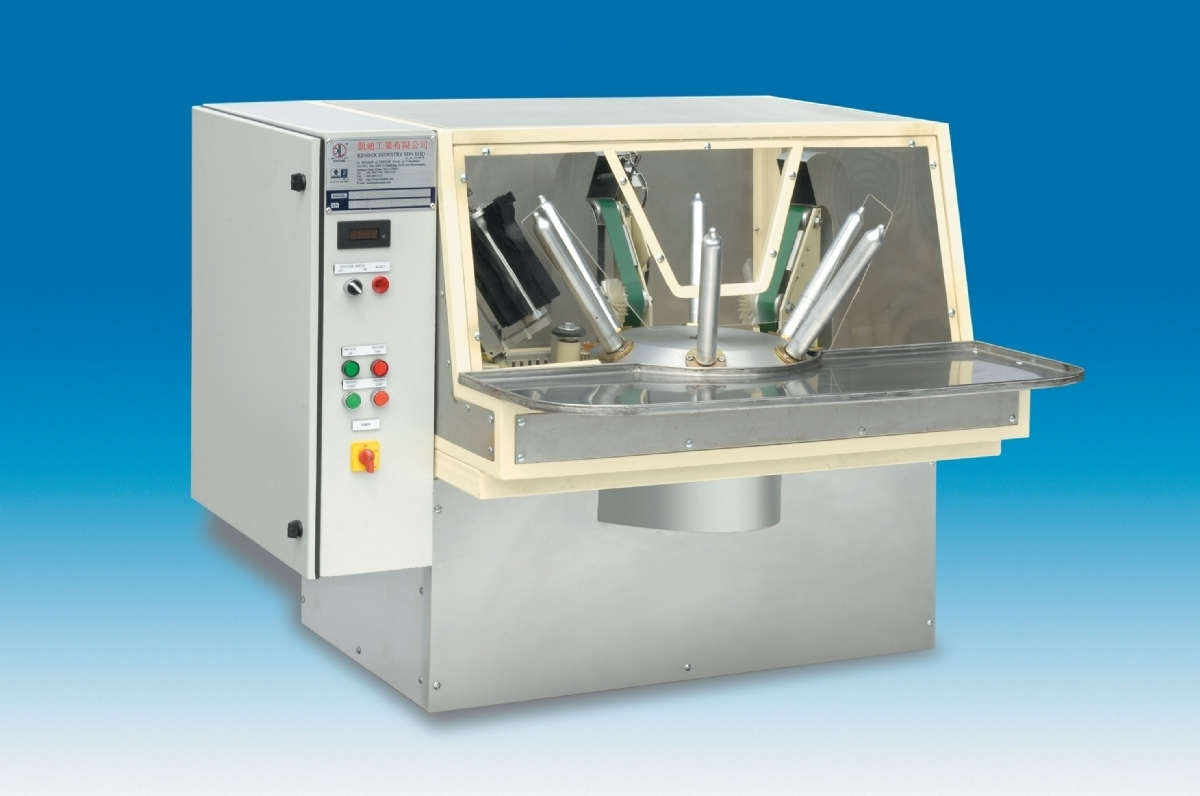 Electronic Product Testing Instruments : Electronic condom dry tester kendek group of companies