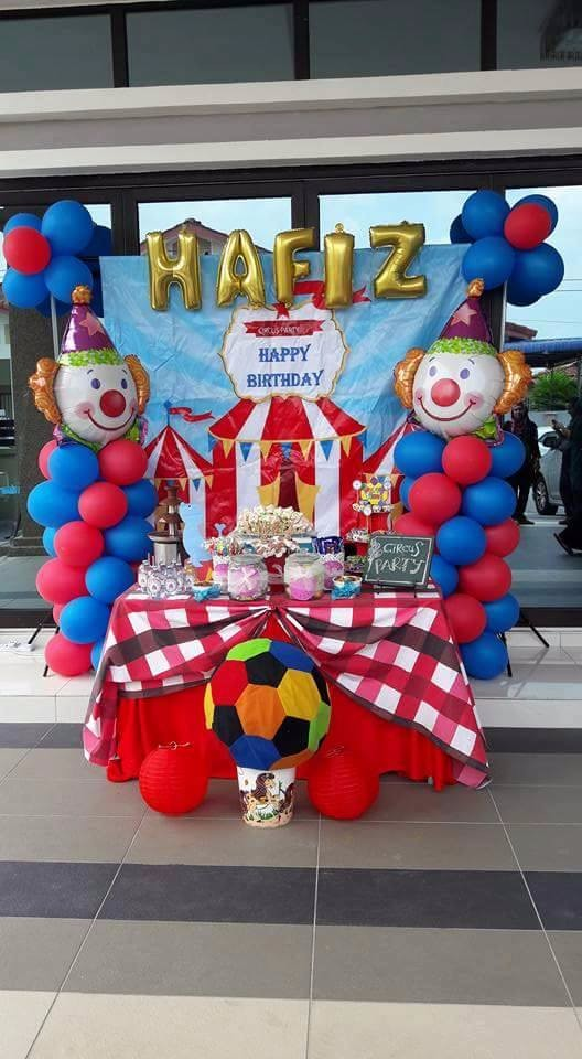 Birthday Party Malaysia Birthday party supplies services balloons