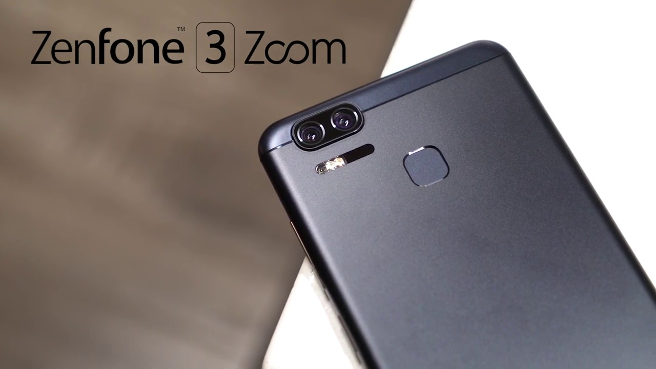 ASUS ZenFone 3 Zoom ZE553KL Official ASUS Malaysia