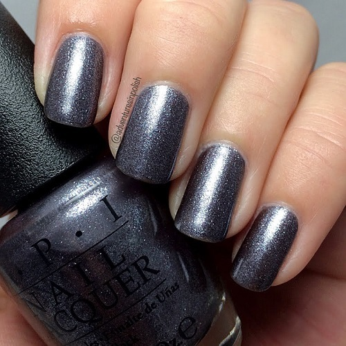 OPI Nail Lacquer Polish 15ml #No more Mr. Night Sky ...