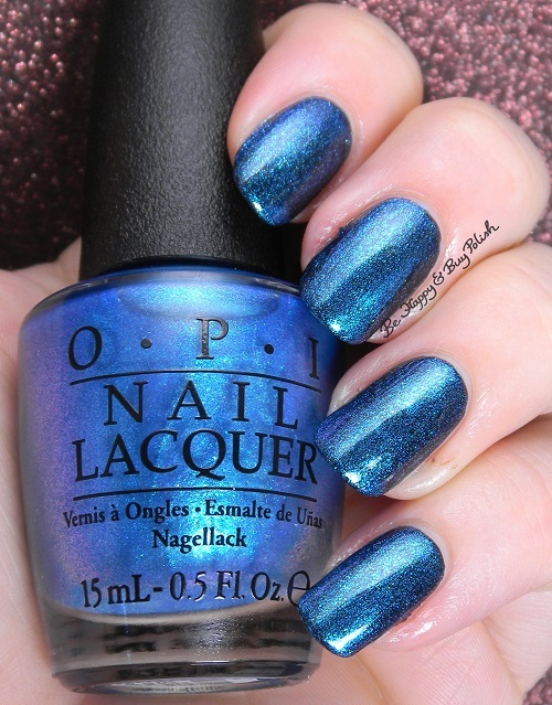 OPI Nail Lacquer Polish 15ml #I Sea you wear opi ...