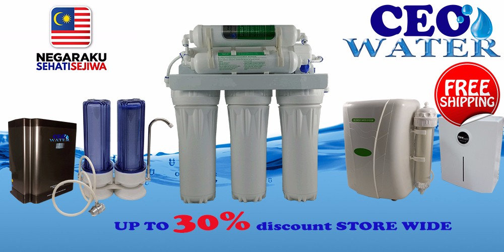 Ceo Water Shop Diy Concept Online Water Filter Store