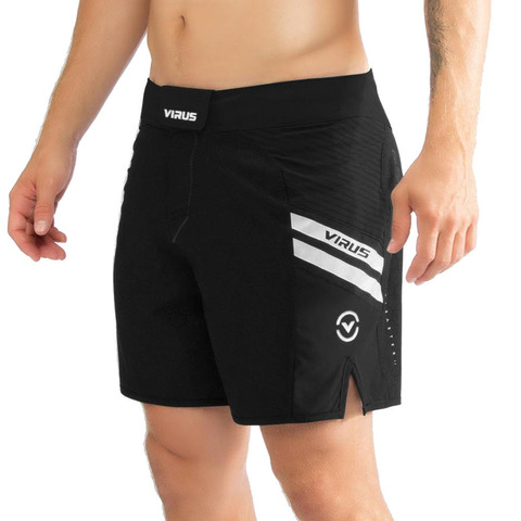 VIRUS_Disaster-II-MMA-Shorts_all-Black_F.jpg