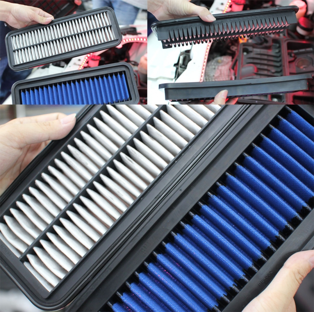 Alza Performance Parts >> Works Air Filter - Perodua Myvi / Alza 1.3 /1.5 – WORKS ENGINEERING ONE STOP ONLINE STORE