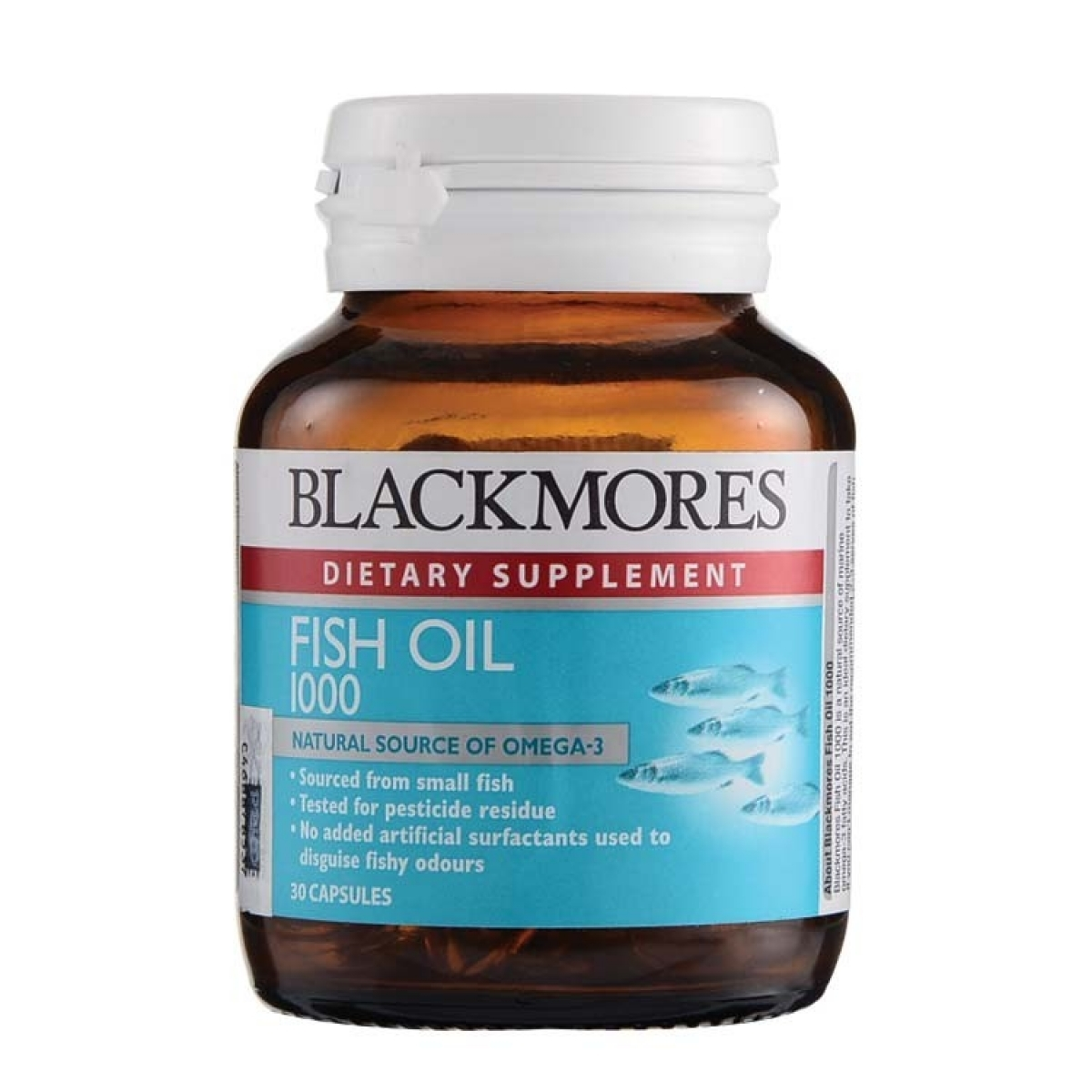 Blackmores fish oil 1000 green wellness for Fish oil pregnancy