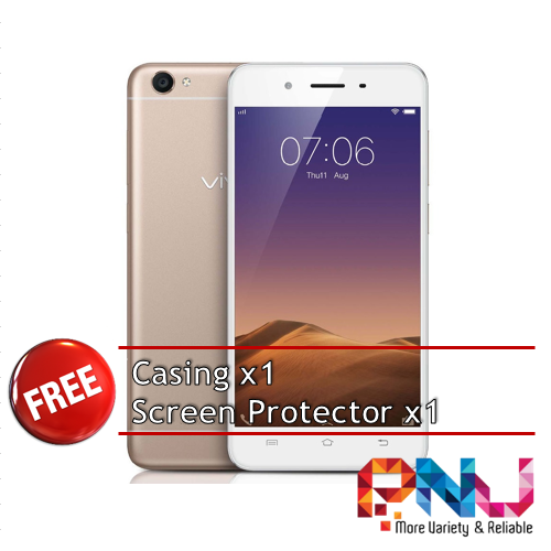 Vivo Y55s LTE 16GB Gold Rose Gold PNJ Beauty Shop