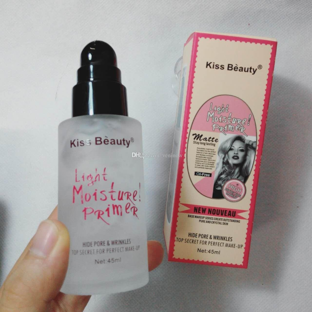 Kiss And Makeup Store: Kiss Beauty Light Moisture Primer