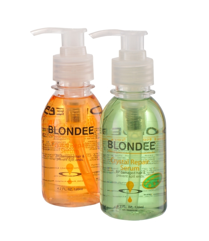 120ml Blondee Crystal Repair Hair Serum.jpg