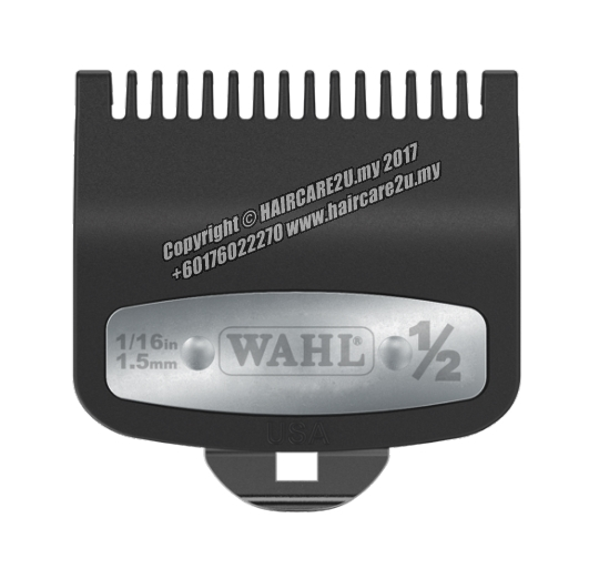 Wahl Premium Cutting Guide Comb with Metal Clip #0.5 1.5mm.jpg