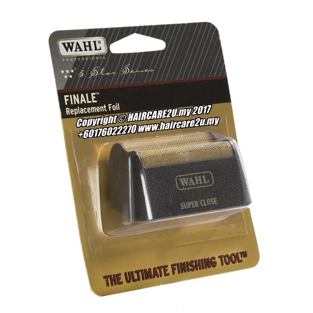 Wahl 5 Star Finale Replacement Foil #7043-100.jpg