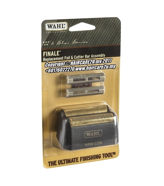 Wahl 5 Star Finale Replacement Foil & Cutter Bar Assembly #7043.jpg