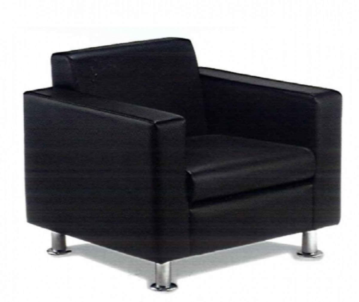 Single Seater Sofa (Mesh/Fabric) Model: H-TV1 – Furnitures Malaysia
