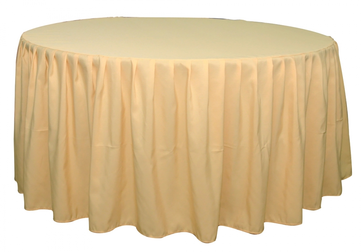 Table skirting for round table model a tsg furnitures for Table skirting