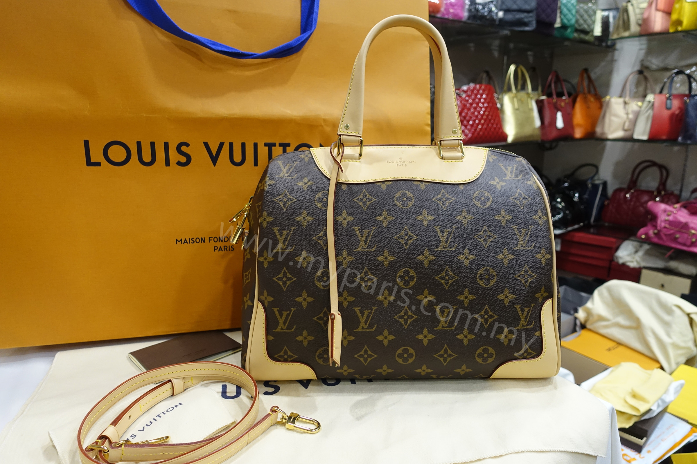 louis vuitton page 3 my paris branded station. Black Bedroom Furniture Sets. Home Design Ideas