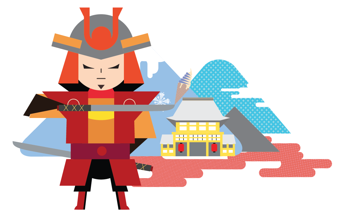 Kindori Samurai Icon
