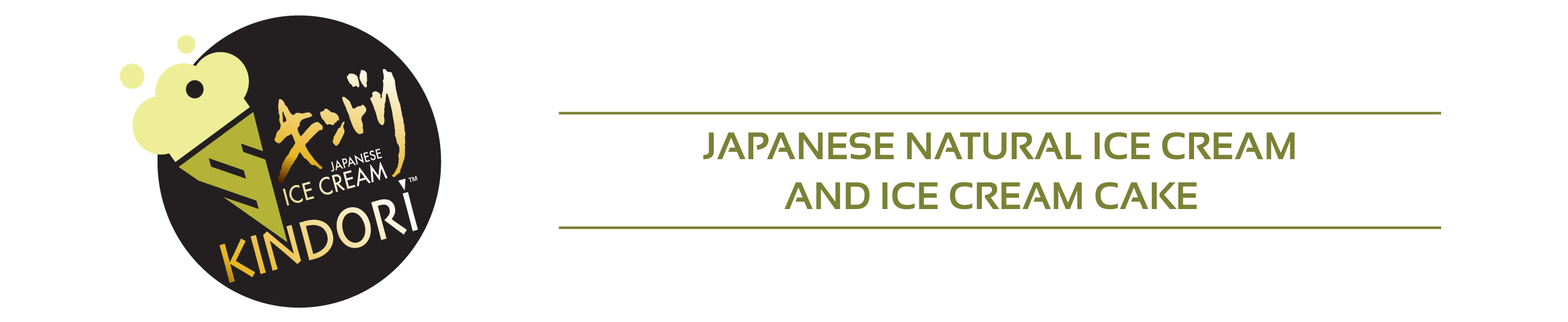 KINDORI - Japanese Natural Ice Cream and Ice Cream Cake