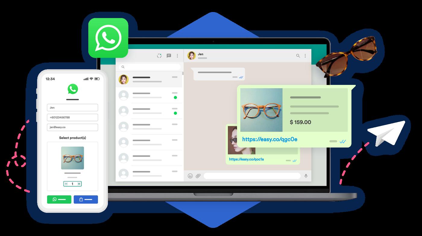 WhatsApp Order Form