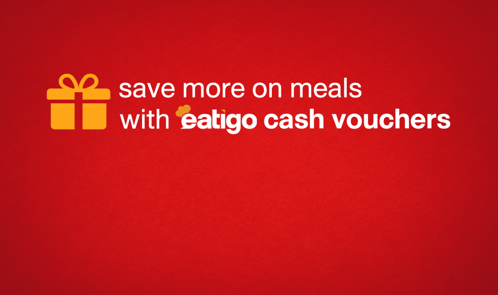 Apply EATJA to get Eatigo cash voucher 100THB for your next reservation. 19