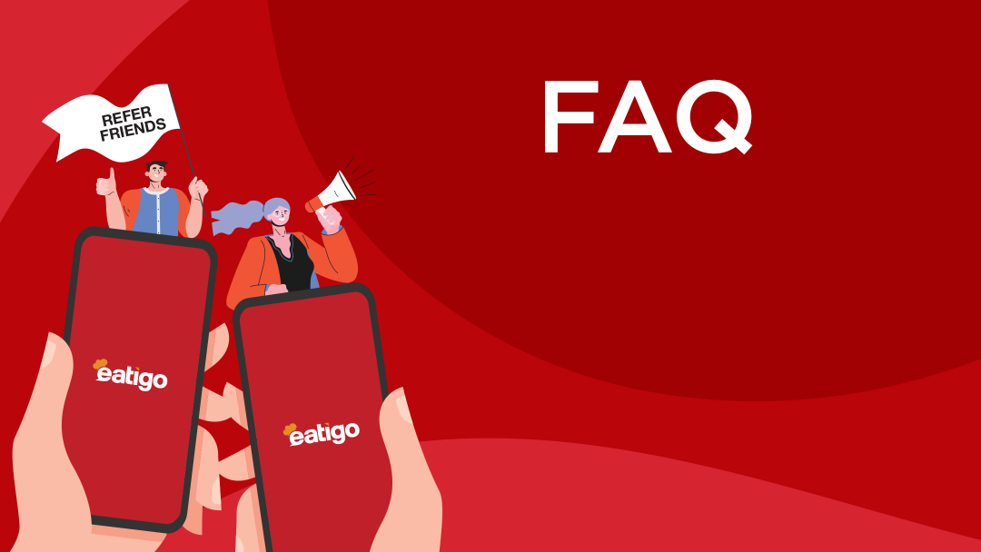 FAQ on Eatigo Referral Points and Rewards 16