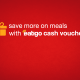 This December, attend reservations with promo code and get Eatigo Cash Vouchers up to HKD$175! 2