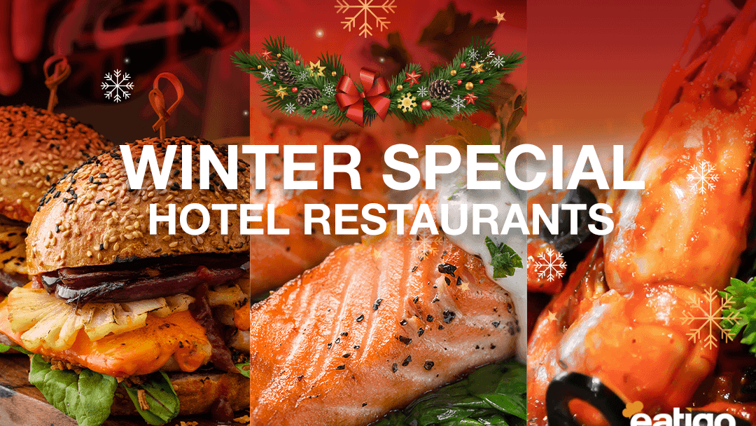 Winter Special Hotel Restaurants 5