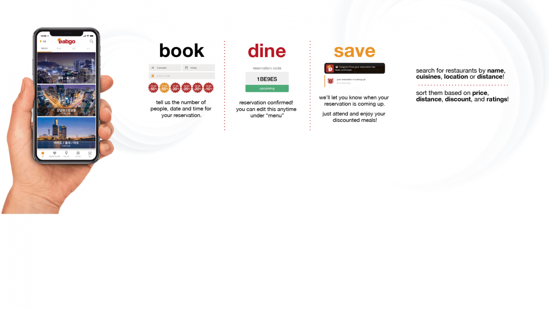 Book, dine, and save with eatigo! 51