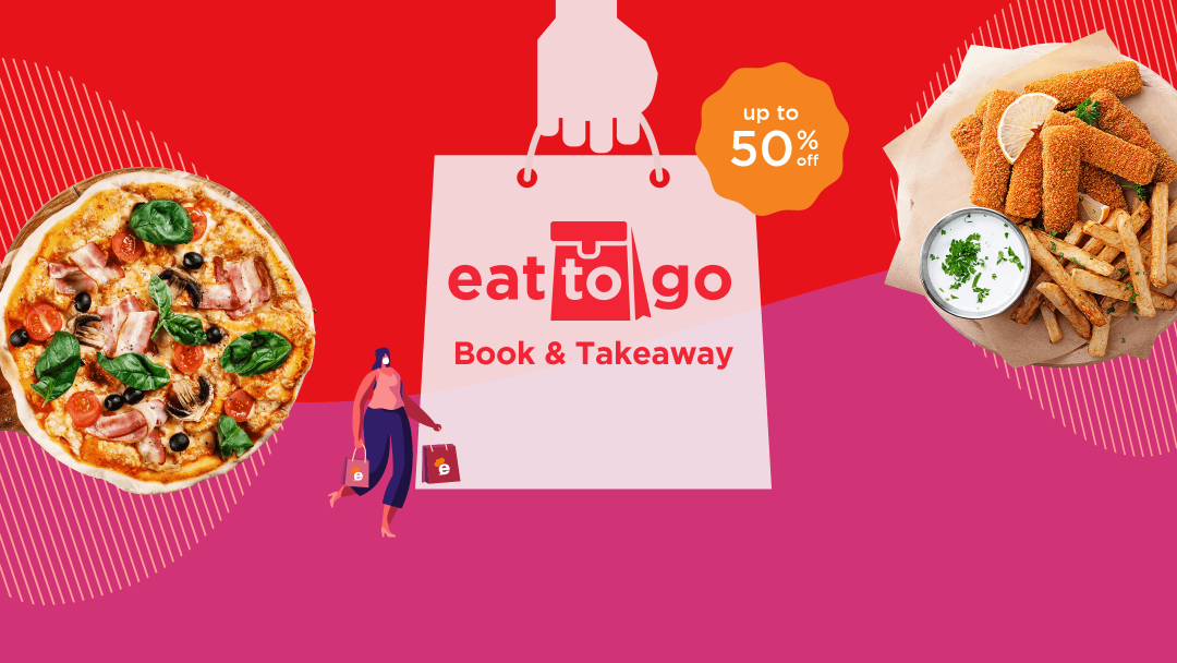 Introducing eat-to-go 8