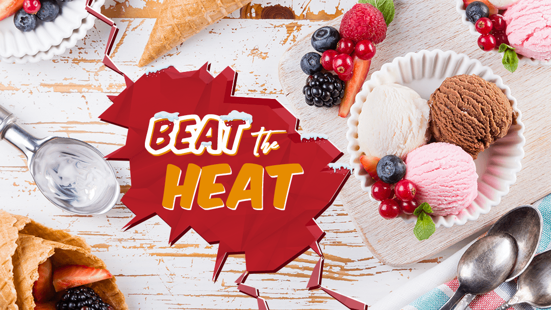 Beat The Heat 8