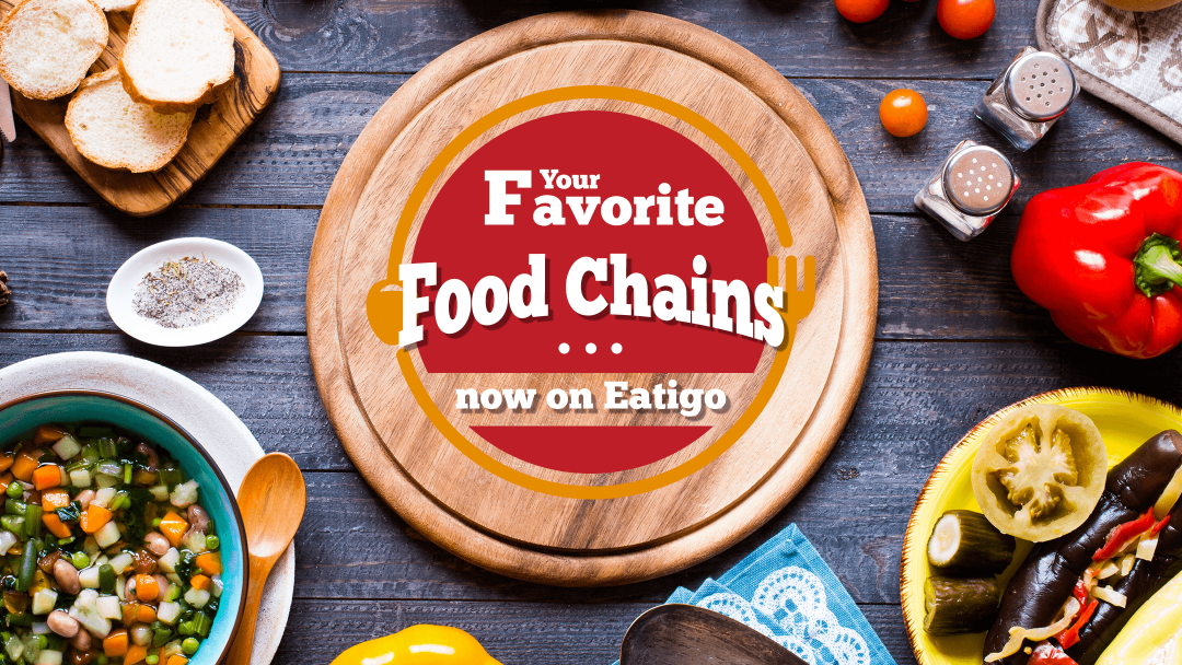 Your favorite Food Chains now on Eatigo 16