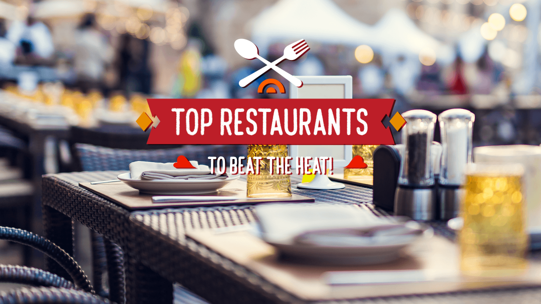 7 Restaurants to Beat the Heat 16