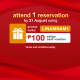 (KAONBESH) Attend your 1st reservation on Eatigo and get extra P100 off your bill! 2