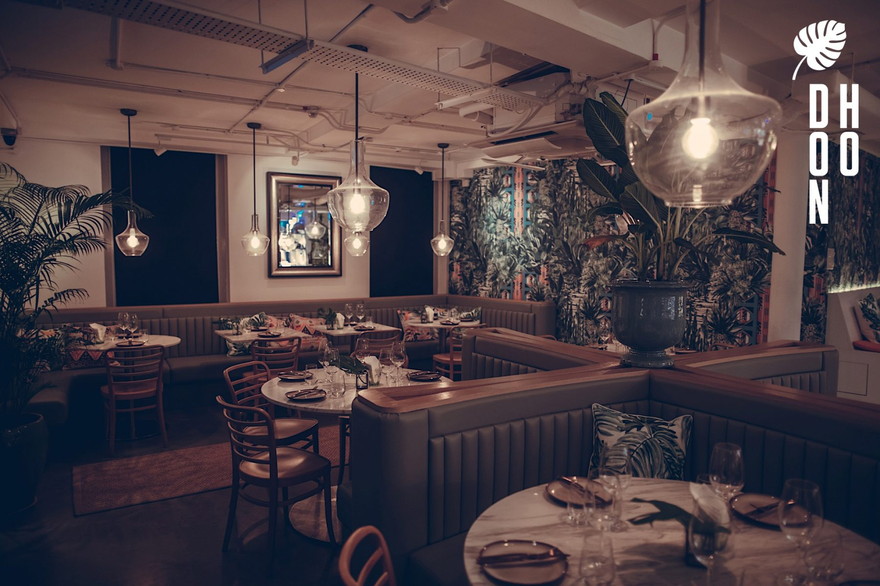 The Great Gatsby: 3 restaurants with best interior decor 6