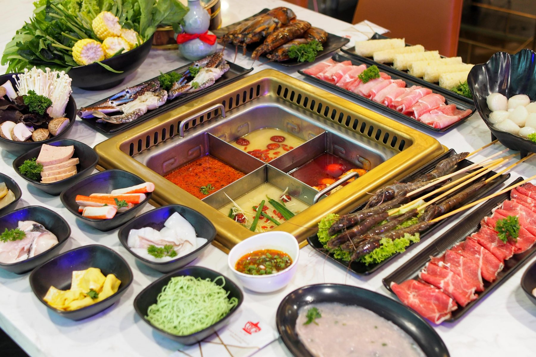 Best Buffet Spreads you should try! 4