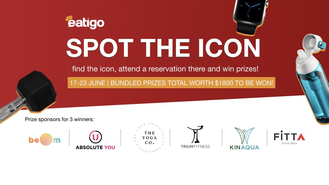 Spot the Icon & Win! 2