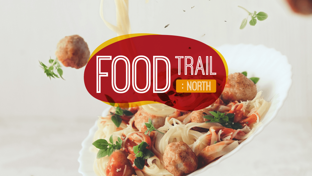 Food Trail: North 14