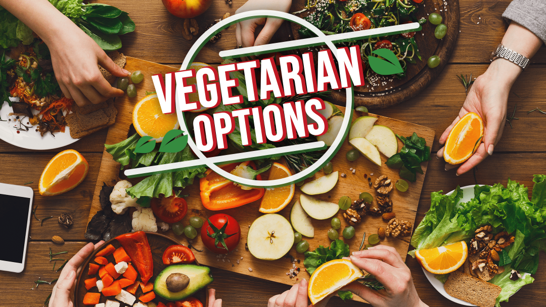 Vegetarian Options 14