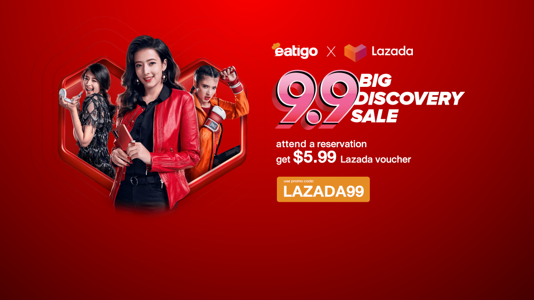 Flash Promo: Get Your $5.99 Lazada 9.9 Shopping Voucher! 16
