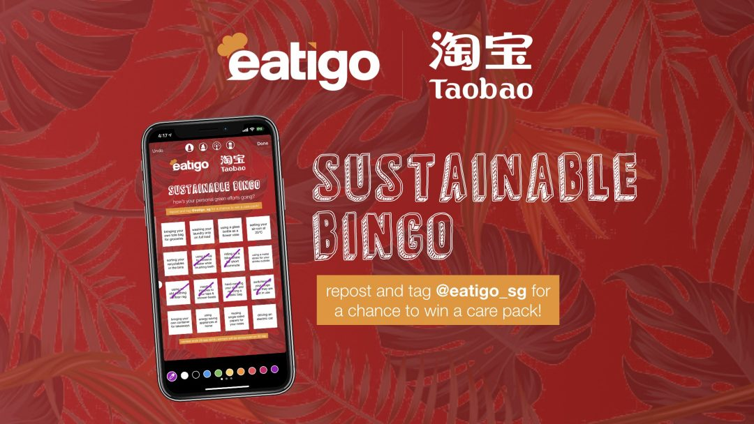 Eatigo x Taobao: Being Eco-Conscious 5