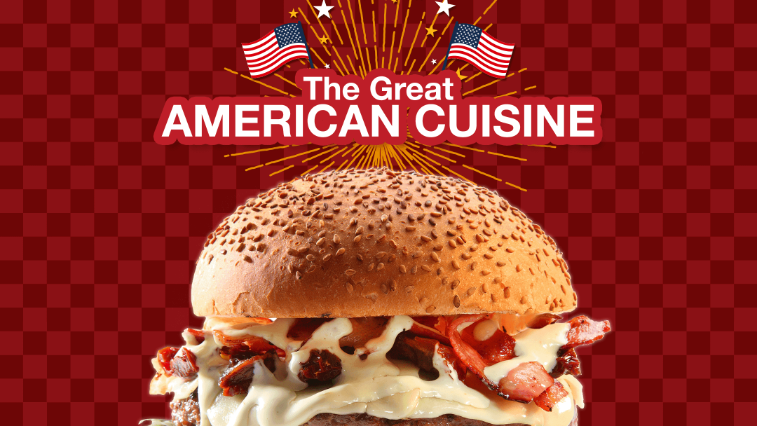 The Great American Cuisine 8