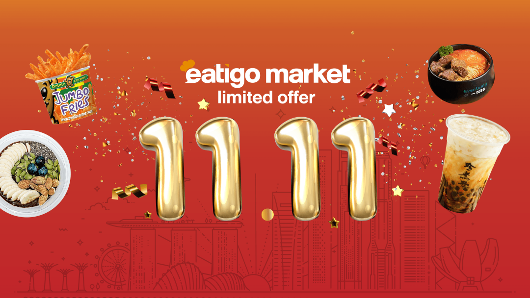 11.11 Eatigo Market Flash Deals 4