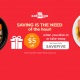 Get additional $5 off your dining bill from now till 31st Mar 2020! 1