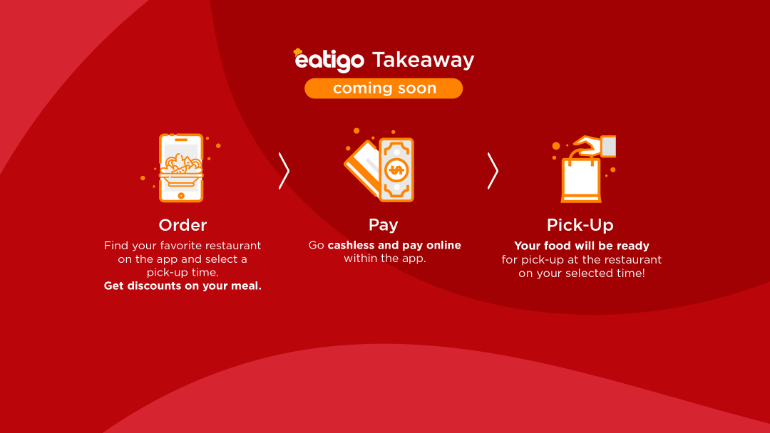 【Coming Soon】eatigo Takeaway 10