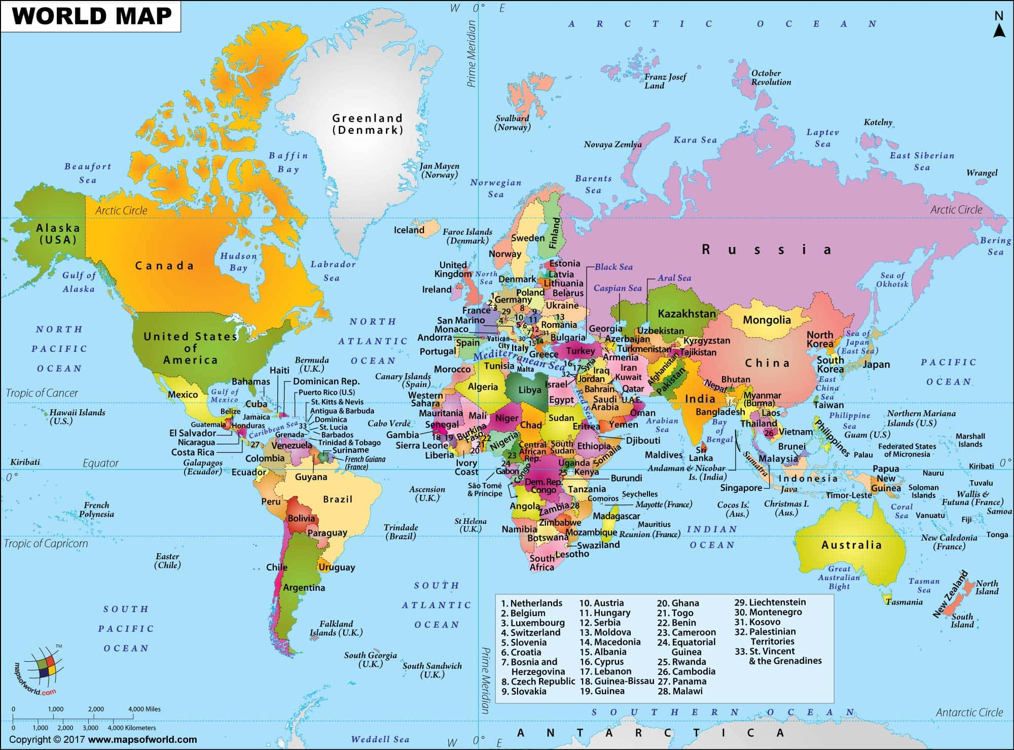 Image result for world map high res