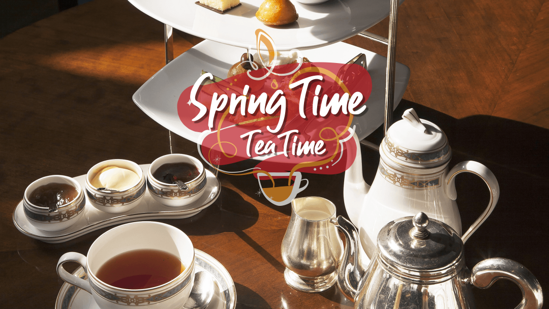 Enter Spring with some High Tea! 17