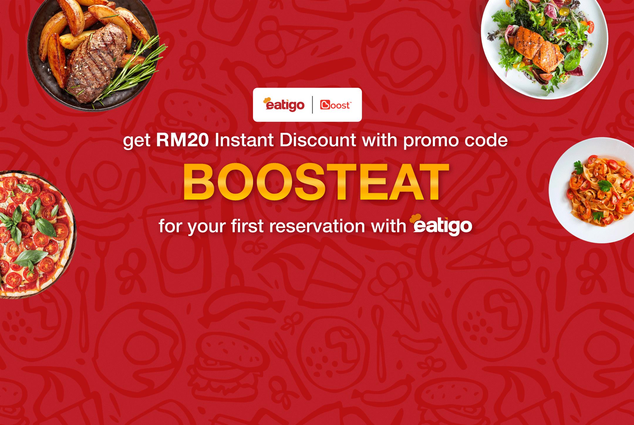 Boosted eats with eatigo - Eatigo Malaysia - Blog