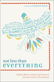 Cover Not Less Than Everything oleh