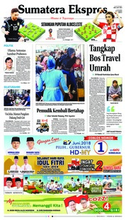 Sumatera Ekspres / 21 JUN 2018